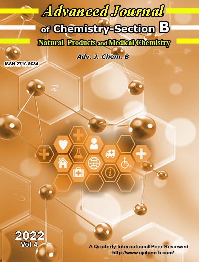 Advanced Journal of Chemistry-Section B